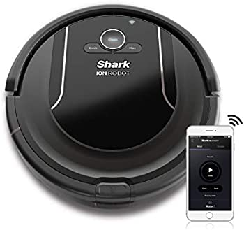 Shark ION RV850 Robot Vacuum with Self-Cleaning