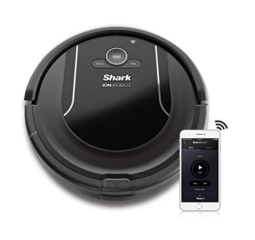 SHARK ION Robot Vacuum R85 WiFi-...