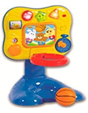 winfun Baby Basketball Play Center,Multicolor,000738