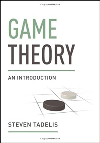 Game theory an introduction steven tadelis 9780691129082 amazon game theory an introduction steven tadelis 9780691129082 amazon books fandeluxe Image collections