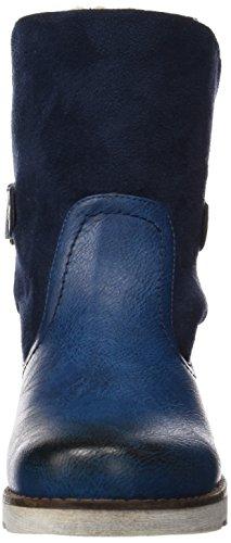 navy azul talla Sra C Botas Botin Navy Combinado color REFRESH mujer 37 para fzvUAqBTB