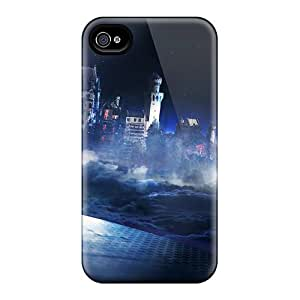 Defender Case For Iphone 4/4s, Sky Treasure Pattern