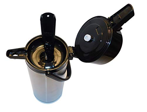AIR POT CLEANER, AIRPOT BRUSH 16 INCH, 100% RECYCLED MADE IN USA by GK BRUSH US (Image #2)