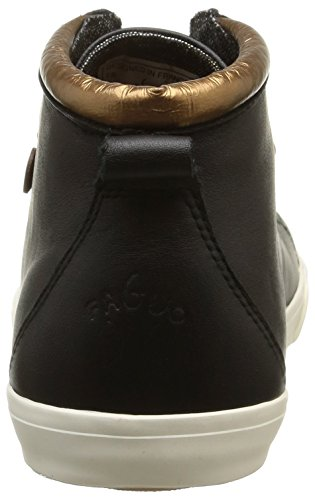 Faguo Mulberry, Women's Trainers Noir (003 Black)