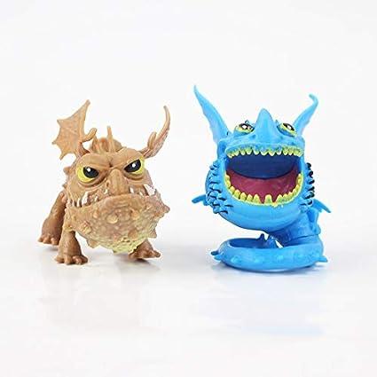 Amazon.com: TIKIDA 3 figuras de acción de PVC, figuras ...