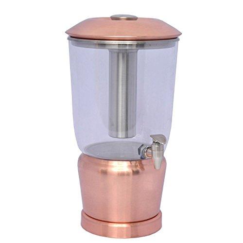 beverage dispenser copper - 4