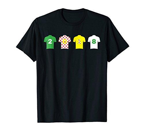 Tour De France 2018 - Tour France 2018 T Shirt