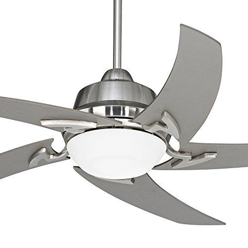 Vieja Ceiling Brushed Casa Fan - 52