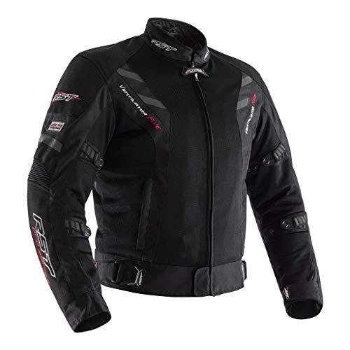 - RST Pro Ser 2702 Ventilator V Ce Motorcycle Textile Jacket Black