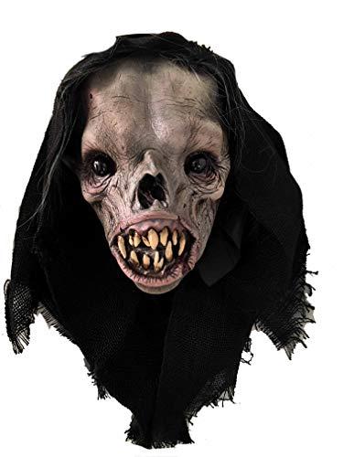 (Zagone Hooded Space Imp Mask, Alien,)