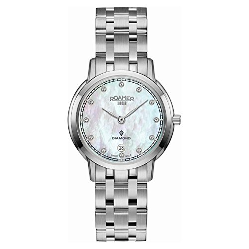 Roamer Ladies Watch Classic Line Ladies Superslender 515811 41 29 50