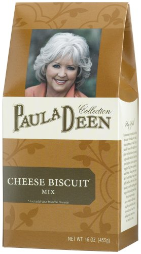 Paula Deen Collection Cheese Biscuit Mix, 16-Ounce Boxes (Pack of 3)