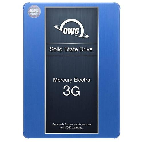OWC / Other World Computing 480GB Mercury Electra Internal SATA 2.5'' 3G SSD, 285MB/s Read Speed and 275MB/s Write Speed by OWC