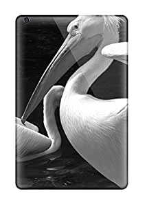Fashionable Style Case Cover Skin For Ipad Mini/mini 2- Black And White Photography People Photography