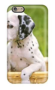 Ultra Slim Fit Hard ZippyDoritEduard Case Cover Specially Made For Iphone 6- Dalmatian