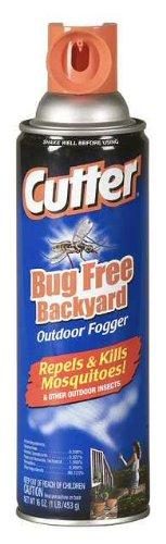 Cutter Bug Free Backyard Fogger 16 oz. by Cutter