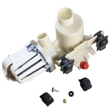 Whirlpool Duet Washer Parts 8181684 water pump motor by Whirlpool (Image #1)
