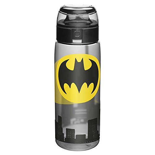 Zak Designs BATU-K954 DC Batman Comics Tritan Union Bottle,