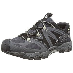 Merrell Grassbow Sport Gore-TEX Walking Shoes - AW16-7 - Black