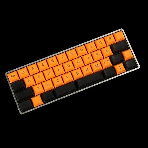 YMDK DSA 37 Key Keycap Keyset 1.4mm PBT for YMD40 AMJ40 (Only Keycap)