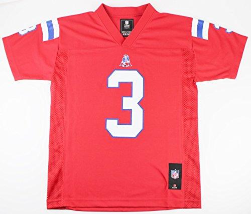 Stephen Gostkowski New England Patriots #3 NFL Youth Mid-tier Alternate Jersey Red