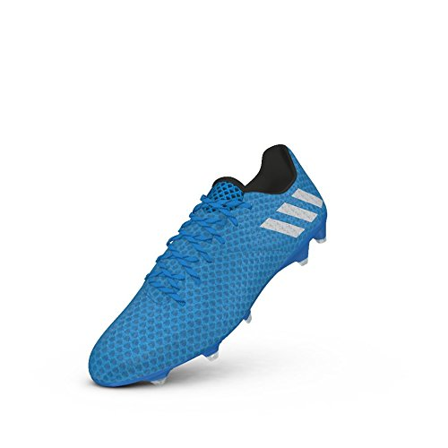 adidas Mens Messi 16.1 FG Soccer Cleats (Sz. 10) Shock Blue
