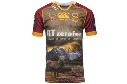 a36131062fe Southland Alternate 2014 ITM Cup Replica Rugby Shirt - size 3XL:  Amazon.co.uk: Clothing