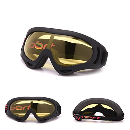 Price comparison product image Boofab Outdoor Cycling Glasses Bike Goggles Riding Glasses Anti-Glare Bike Bicycle Sunglasses UV400 MTB Cycle Goggles Eyewear Protector (D)