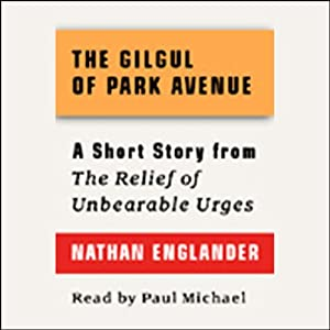 The Gilgul of Park Avenue Audiobook