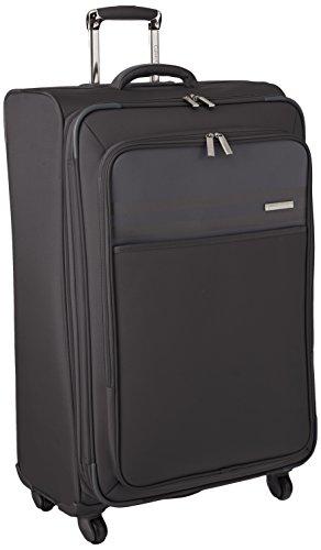 Calvin Klein Greenwich 2.0 29 Inch Upright Suitcase, Black, One Size by Calvin Klein