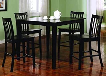 free shipping cf7b6 68efa Amazon.com : Dinette Sets For Small Spaces-Dinning Room ...