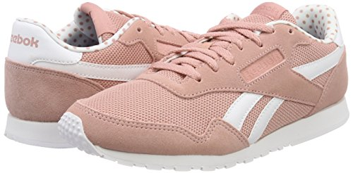 ss Rose white Sl Basses Ultra Baskets chalk Pink Femme Reebok 000 Royal a0qqY
