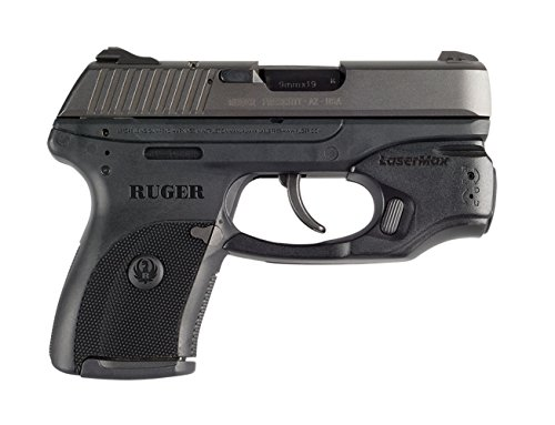 LaserMax CenterFire Light & Laser for Ruger LC9/LC380/LC9S