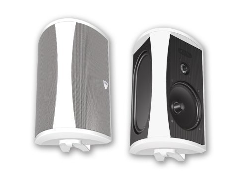 Definitive Technology AW6500 200 W RMS Speakers - 3-way - White Bundle
