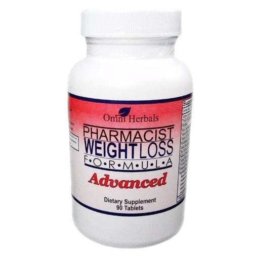 Formule Perte de Poids Pharmacien - Diet Pill percée pour brûler les graisses maximale - Complètement sûr et entièrement naturel - Super Citrimax - Augmente l'énergie dramatique et métabolisme - Insuline / Sugar Control - Appetite Stimulant non-faim pour