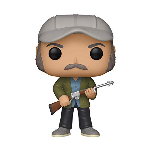 Funko- Pop Vinilo Jaws Quint Figura Coleccionable, Multicolor, Estandar (38564)