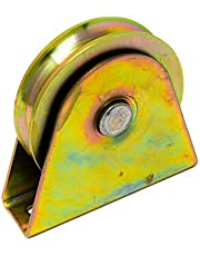 "ALEKO 3 1/2"" V-Groove Wheel for Sliding Gate Track"