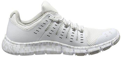 Se White 2 UA Blanc 100 Armour Micro G Limitless Chaussures TR Multisport Homme Under Outdoor f0Zqwx