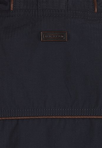 Dark Blue Femme Uni Naketano Blouson 7wx6Px8