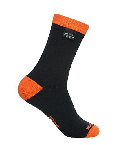 Dexshell ThermLite Waterproof Socks, Tangelo Red, X-Large   B01LE36IQQ