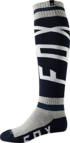 2018 Fox Racing Coolmax Thick Preest Socks-M (Socks Mens Riding Gear)