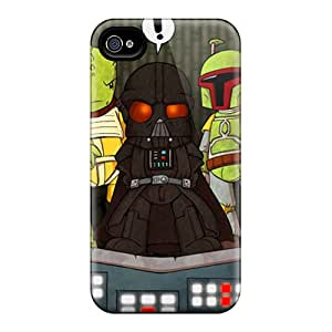 Protective R. Steven Vqb16764GnSa Phone Case Cover For Iphone 4/4s