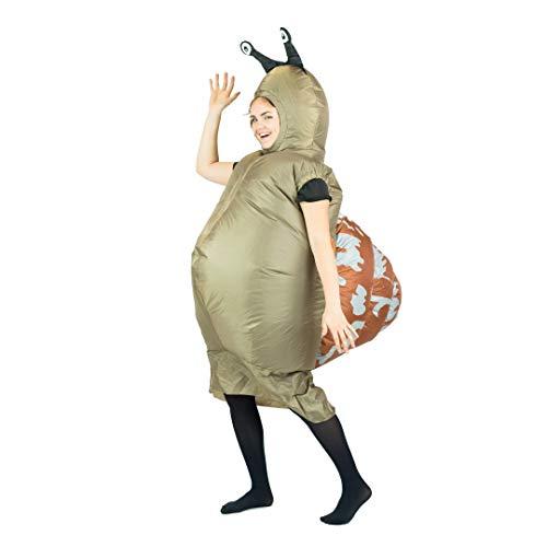 Bodysocks Inflatable Snail Costume -