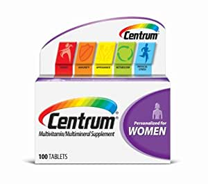 Centrum Ultra Women Under 50, 100 Count