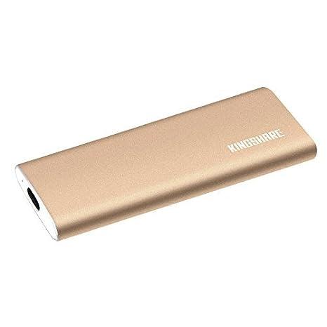 Kingshare USB M.2 Ngff Carcasa para HDD Sata a USB 3.1 C SSD ...