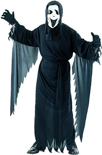 Realistic Demon Costume (YOU LOOK UGLY TODAY Men's Scary DEMON Halloween Party Costume Adult Costumes -One Size Fits Most)
