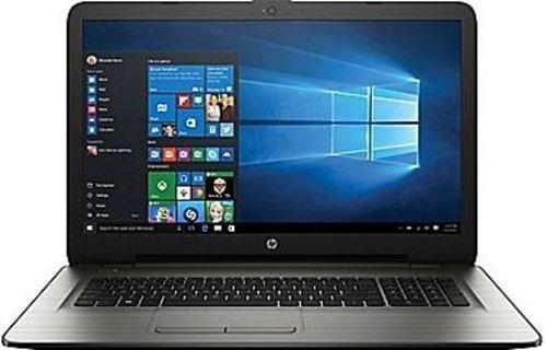 HP Pavilion 14-al061nr 14 Notebook - Core i3 6100U 2.3 GHz - 8 GB RAM - 1 TB HDD - Ash Silver/Modern Gold