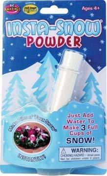 (Be Amazing Decorative Insta-Snow Blister)