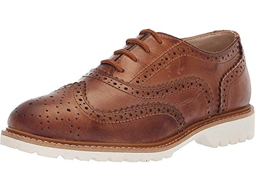 - Kenneth Cole REACTION Kids Boy's Wing Brogue Leather (Little Kid/Big Kid) Cognac 13 M US Little Kid