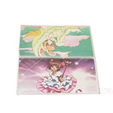 MIAN Cardcaptor Sakura Environmentally Friendly Canvas Wallet - Size: Large - Multicoloured